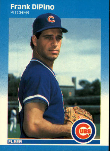 Photo of 1987 Fleer #560 Frank DiPino