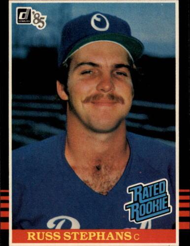 Photo of 1985 Donruss #42 Russ Stephans RC