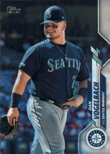 Photo of 2020 Topps #99 Dan Vogelbach