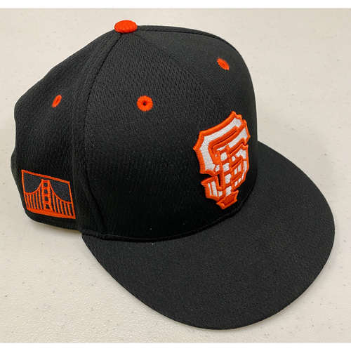 2020 Team Issued Spring Training Cap - #1 - Size 7 3/8