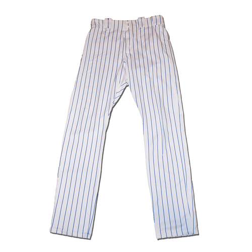 Photo of Todd Frazier #21 - Team Issued White Pinstripe Pants - 2019 Season