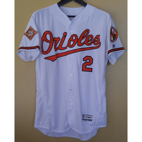 Photo of J.J. Hardy - Jersey: Team-Issued