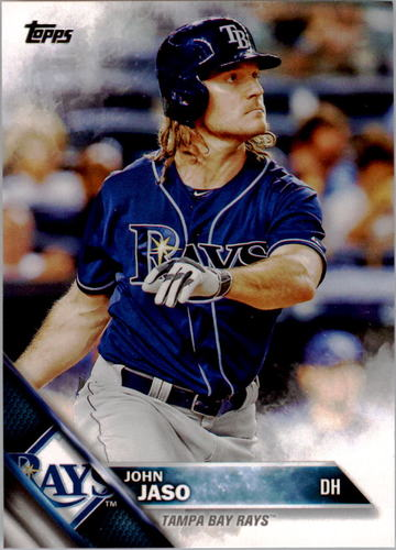 Photo of 2016 Topps #192 John Jaso