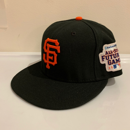 Photo of 2013 All Star Futures Game -  Game Used Cap  - Kyle Crick (San Francisco Giants) Size - 7 -1/8