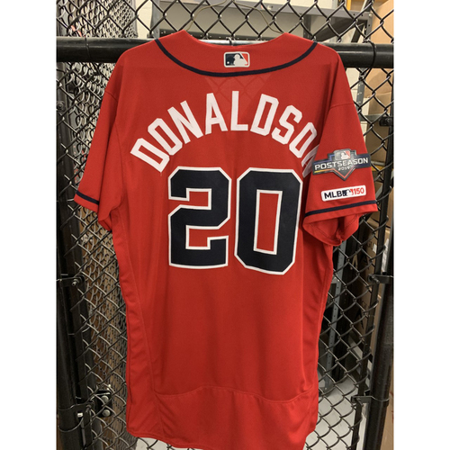 Photo of Josh Donaldson Game Used Jersey - Worn 7/5/19 - Size 46