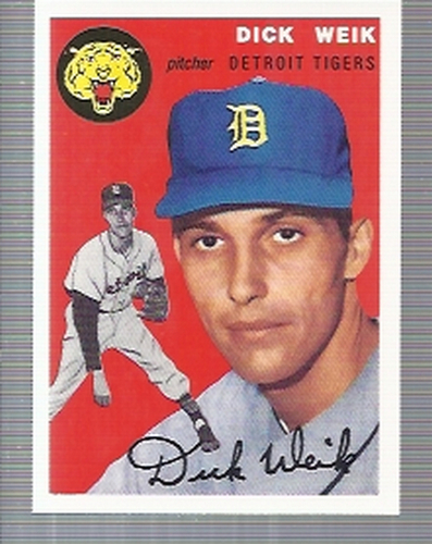 Photo of 1994 Topps Archives '54 #224 Dick Weik