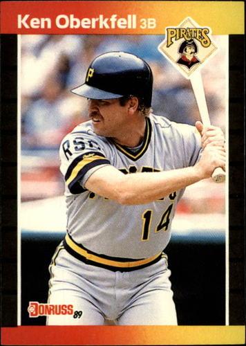 Photo of 1989 Donruss #506 Ken Oberkfell