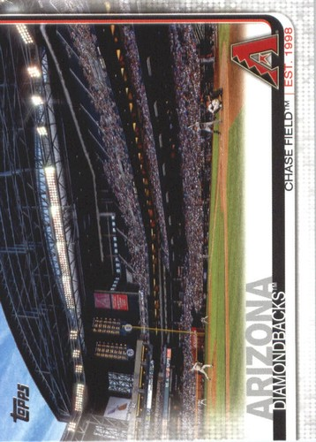 Photo of 2019 Topps #521 Chase Field