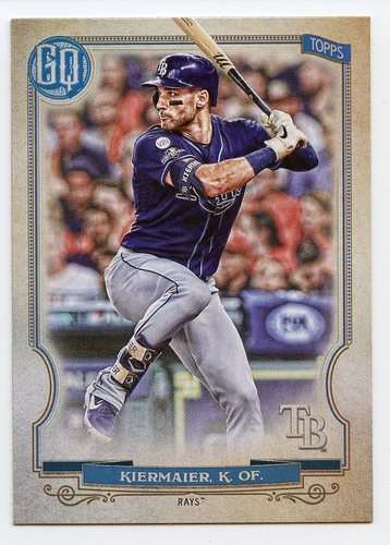 Photo of 2020 Topps Gypsy Queen #176 Kevin Kiermaier