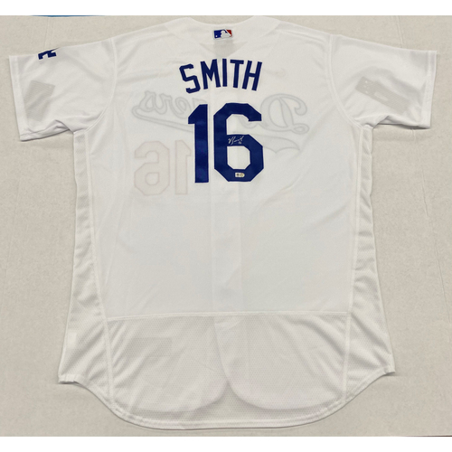 Photo of Will Smith Authentic Autographed Jersey