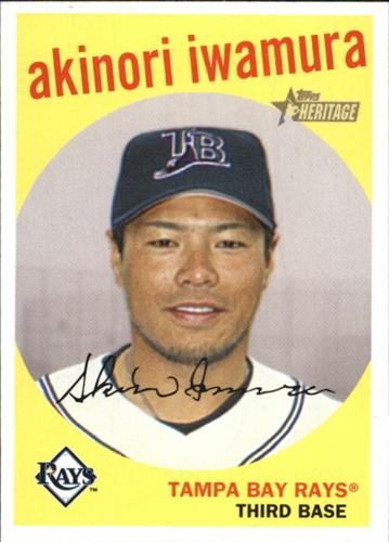 Photo of 2008 Topps Heritage #192 Akinori Iwamura