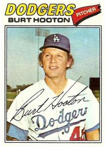Photo of 1977 Topps #484 Burt Hooton