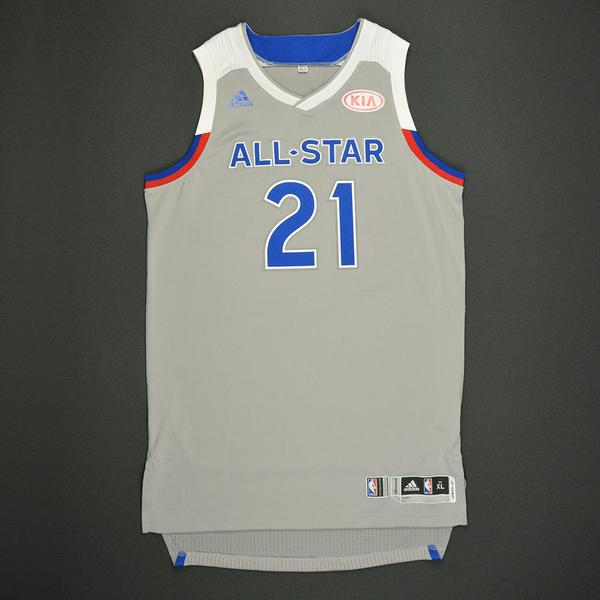 promo code 8d80a 7deae Jimmy Butler - 2017 NBA All-Star Game - Eastern Conference ...