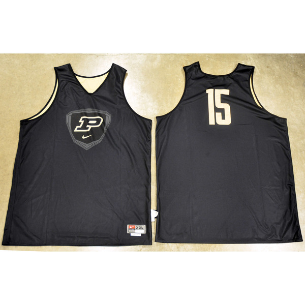 Photo of Nike Men's Basketball Official Practice Jersey // Shield // No. 15