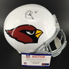 Cardinals - Patrick Peterson Signed Replica Helmet