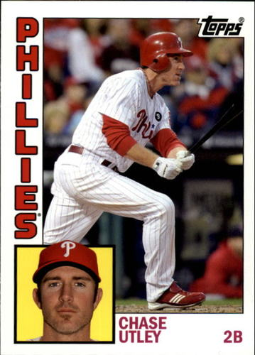 Photo of 2012 Topps Archives #161 Chase Utley