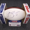 NFL - 49ers Joe Staley signed panel ball