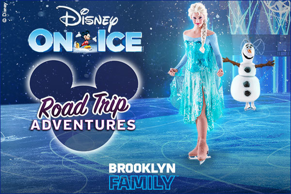 Clickable image to visit Disney on Ice presents Road Trip Adventures at Barclays Center - November 17, 2019 at 11:00am