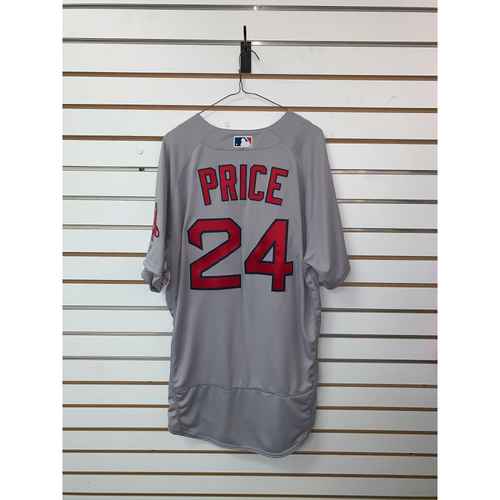 Photo of David Price Team-Issued 2018 Road Jersey