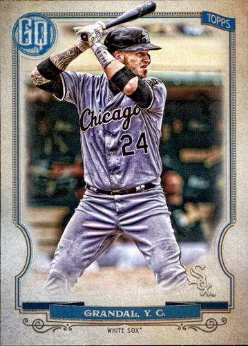 Photo of 2020 Topps Gypsy Queen #183 Yasmani Grandal