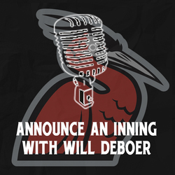 Photo of Announce an Inning with Will DeBoer