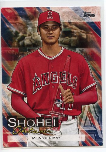 Photo of 2019 Topps Update Shohei Ohtani Highlights #SO10 Shohei Ohtani