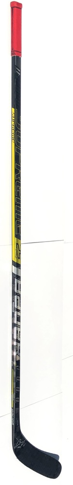 #14 Dominic Toninato Game Used Stick - Autographed - Florida Panthers