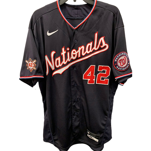 Photo of Daniel Hudson - Jackie Robinson Day Game Used Jersey