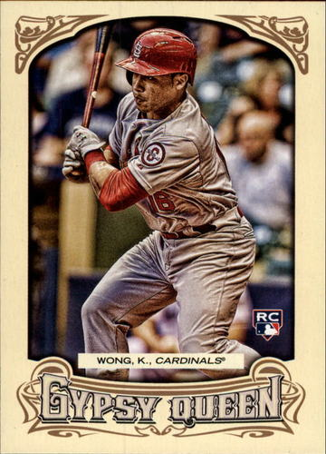 Photo of 2014 Topps Gypsy Queen #15 Kolten Wong RC