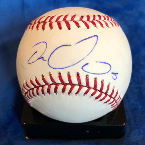 Photo of UMPS CARE AUCTION: Carlos Gonzalez Signed Baseball