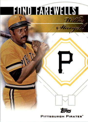 Photo of 2014 Topps Update Fond Farewells #FFWS Willie Stargell