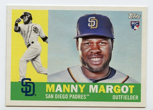 Photo of 2017 Topps Archives #94 Manny Margot RC