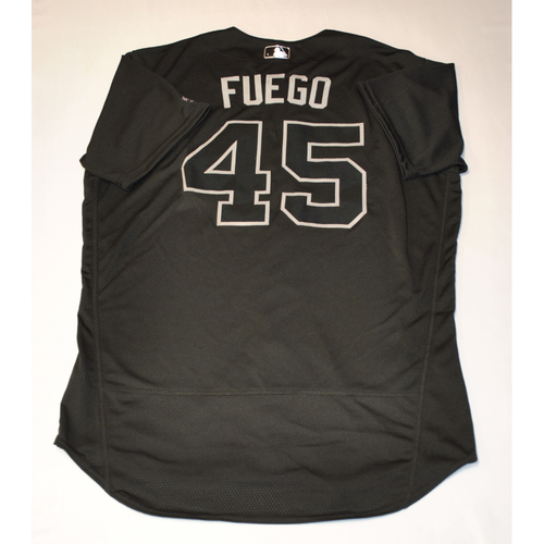 "Photo of Michael ""FUEGO"" Feliz Pittsburgh Pirates Game-Used 2019 Players' Weekend Jersey"