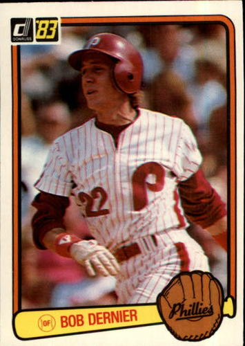 Photo of 1983 Donruss #189 Bob Dernier