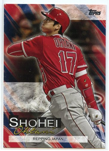 Photo of 2019 Topps Update Shohei Ohtani Highlights #SO13 Shohei Ohtani