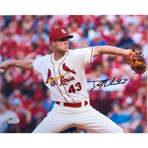 Photo of Cardinals Authentics: Dakota Hudson Autographed Photo