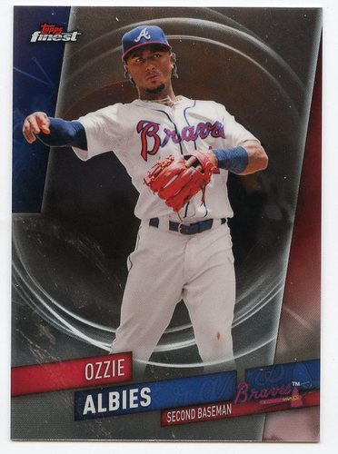 Photo of 2019 Finest #59 Ozzie Albies