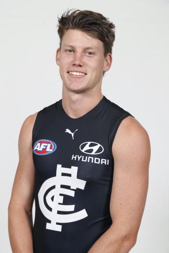 Photo of 2021 AFL Clash Player Guernsey - Sam Walsh