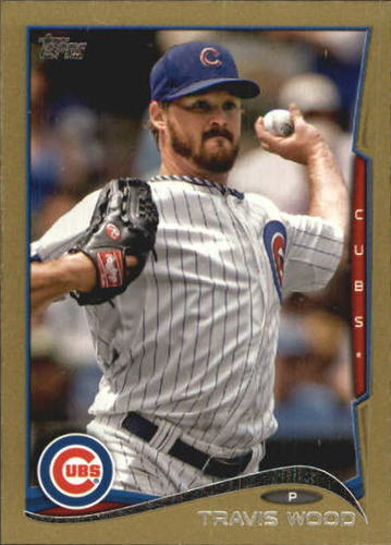 Photo of 2014 Topps Mini Gold #511 Travis Wood