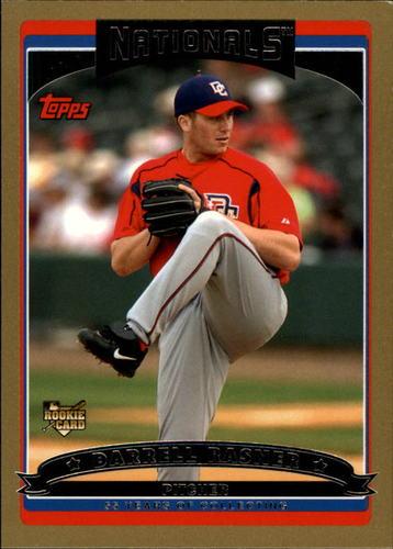 Photo of 2006 Topps Gold #323 Darrell Rasner