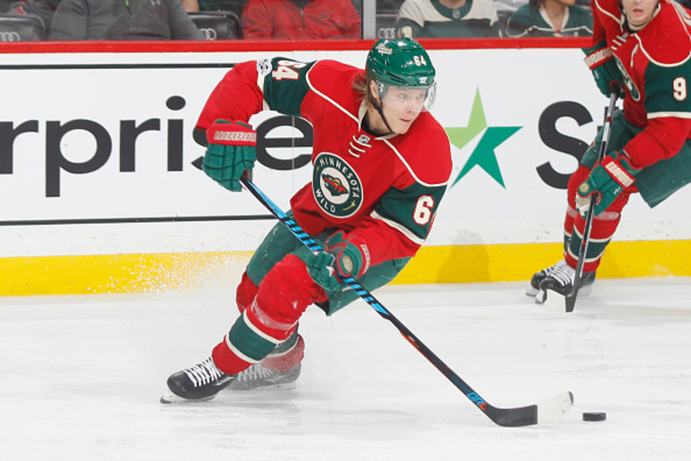 Mikael Granlund Jersey Off our Backs Experience