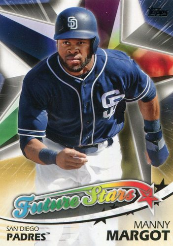 Photo of 2018 Topps Future Stars #FS20 Manny Margot