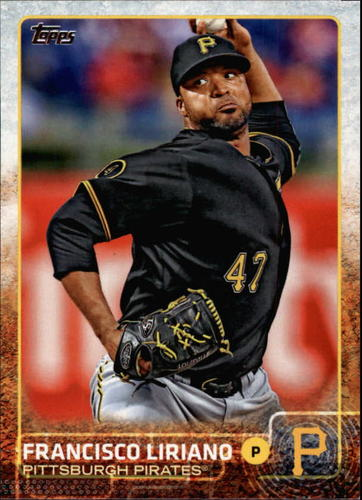 Photo of 2015 Topps #388 Francisco Liriano