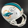 Dolphins - Olivier Vernon Signed Replica Helmet