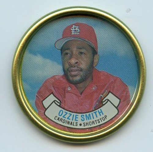 Photo of 1987 Topps Coins #45 Ozzie Smith
