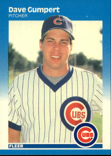 Photo of 1987 Fleer #565 Dave Gumpert