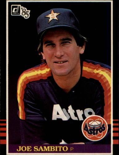 Photo of 1985 Donruss #572 Joe Sambito