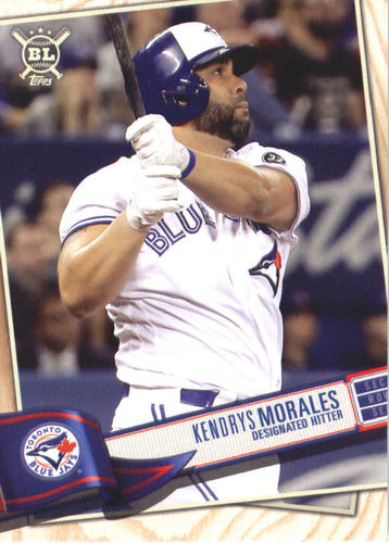 Photo of 2019 Topps Big League #314 Kendrys Morales