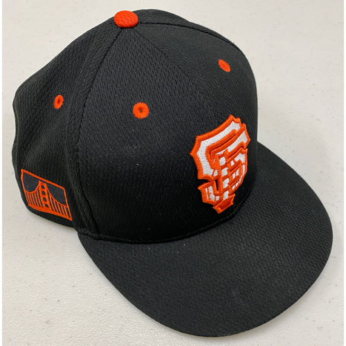 2020 Team Issued Spring Training Cap - #57 - Size 7 3/8