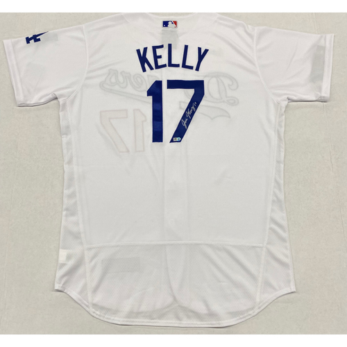 Photo of Joe Kelly Authentic Autographed Jersey